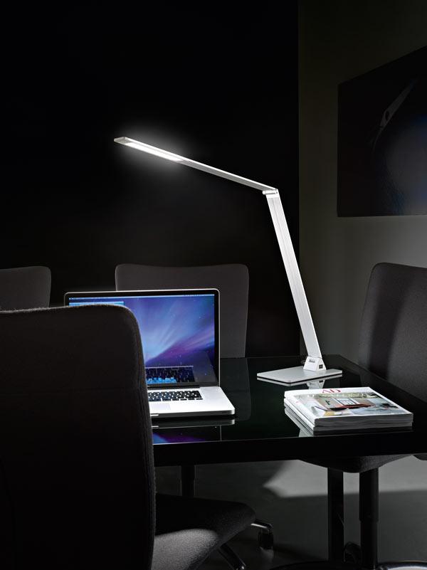 Homeoffice-Beleuchtung von AK-LICHTDESIGN