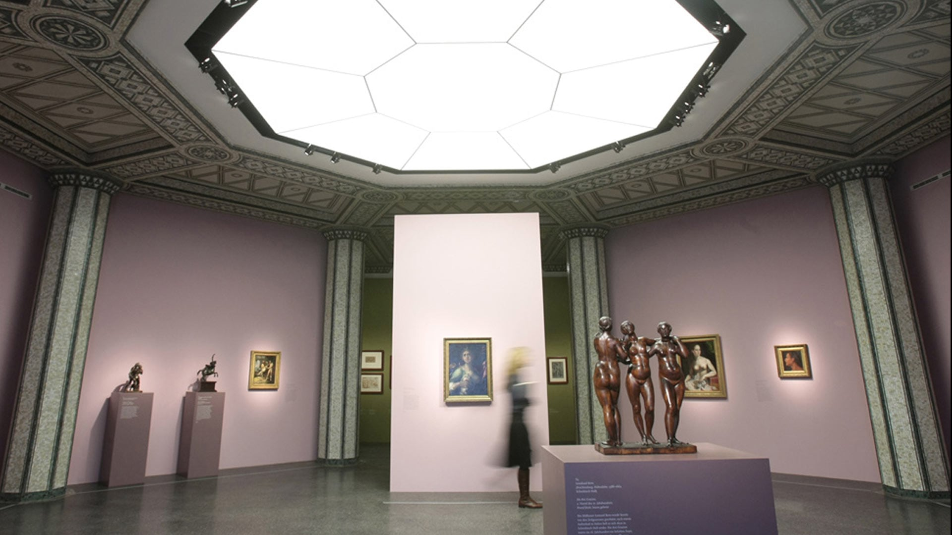 Bucerius Museum, Kunstforum / Ausstellung