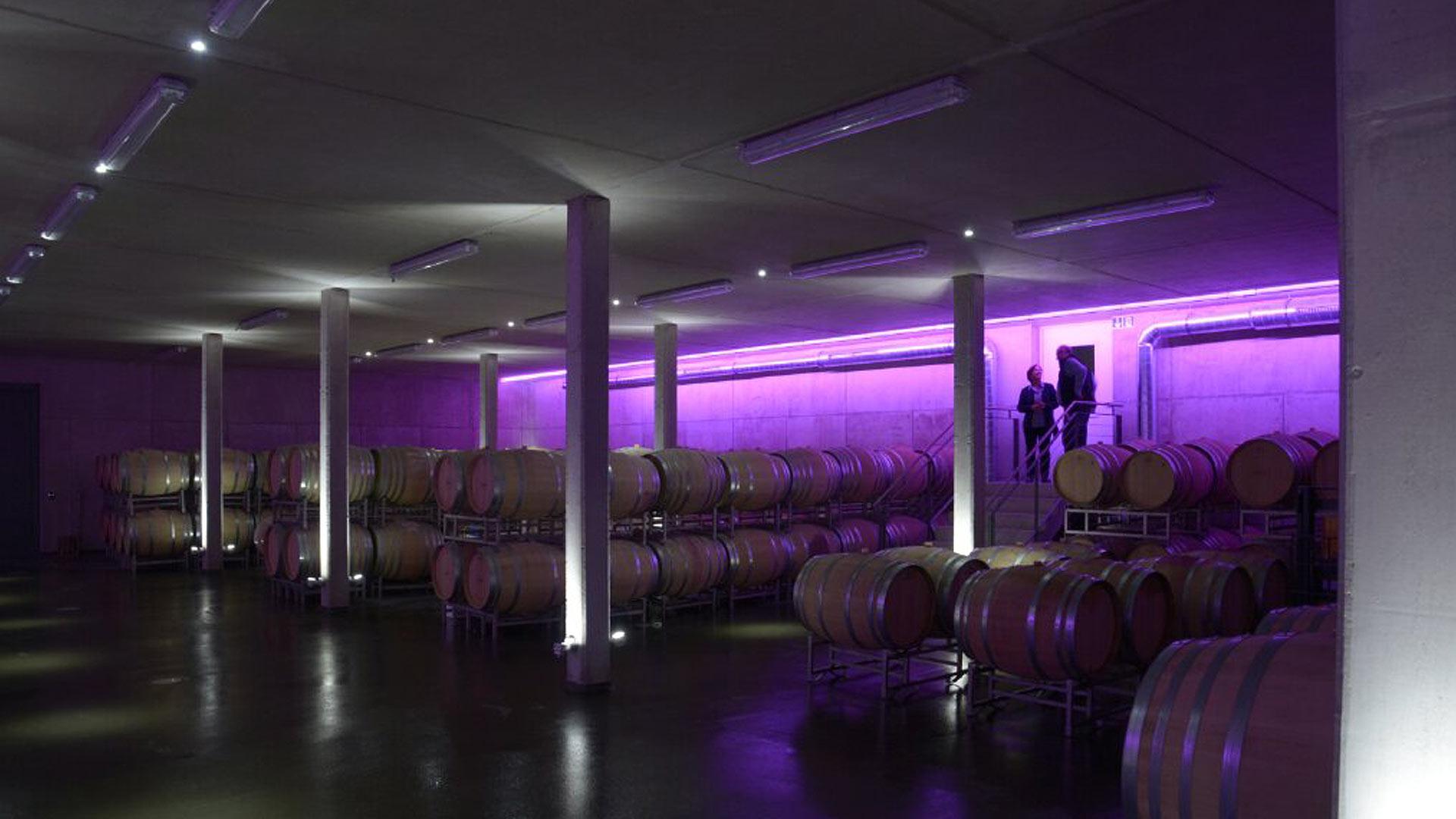 AK Lichtdesign   Weingut Klumpp