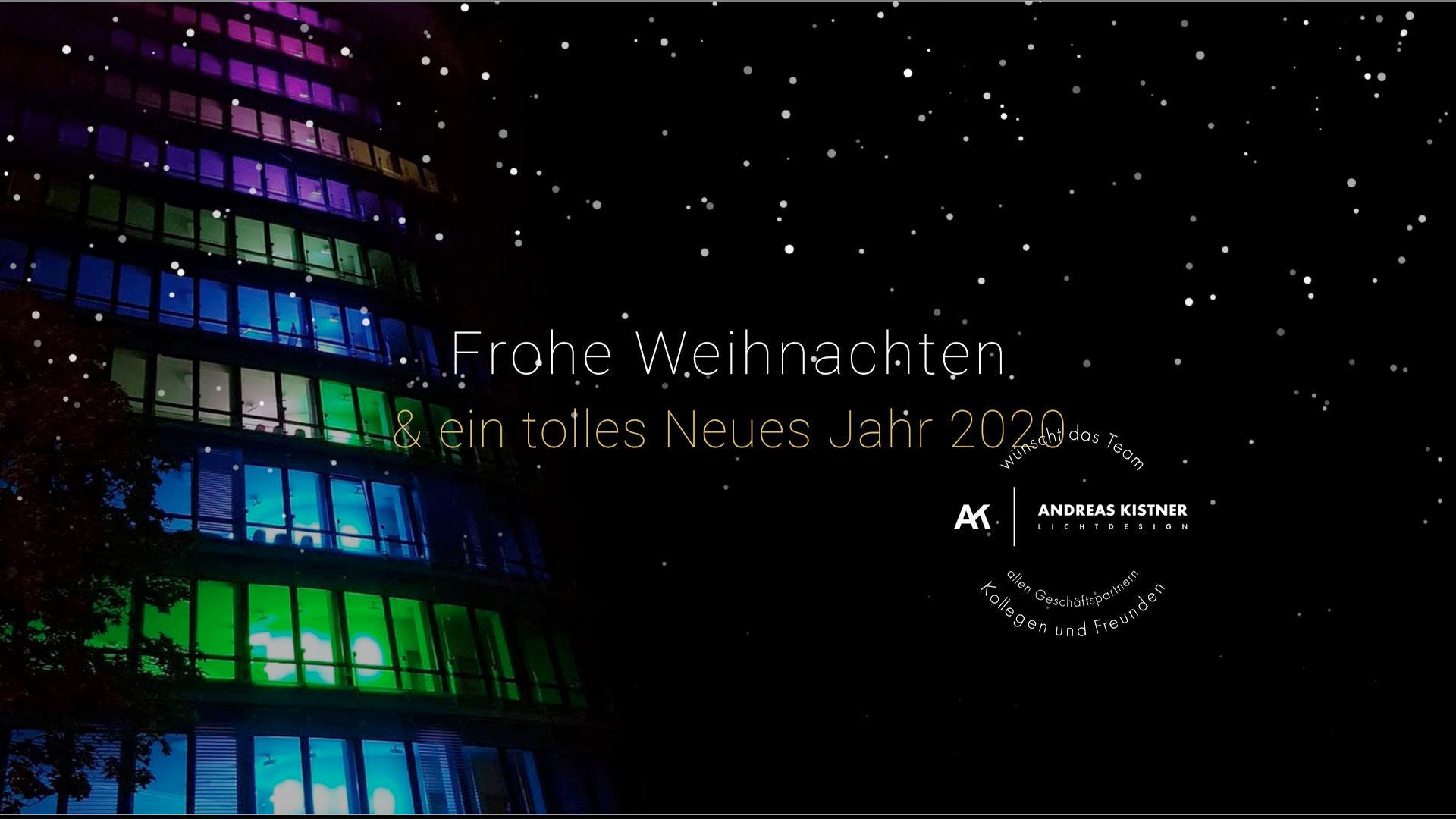 Weihnachten 2019 | AK Lichtdesign