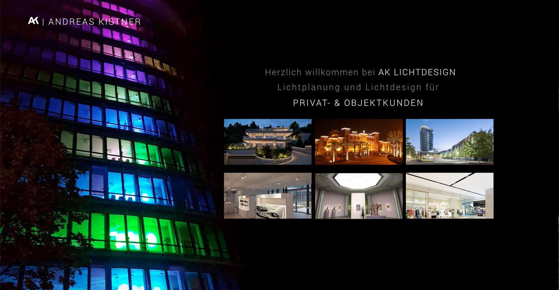 AK Lichtdesign | Andreas Kistner