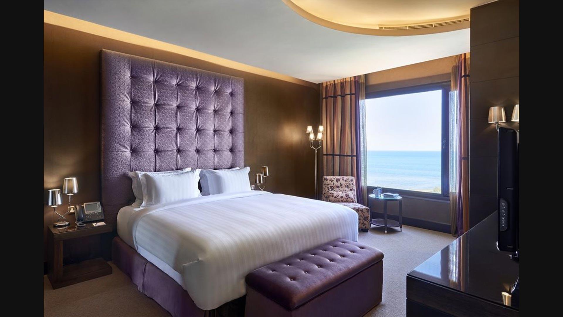 Hotelzimmer vom Safir Hotel Fintas, Kuwait