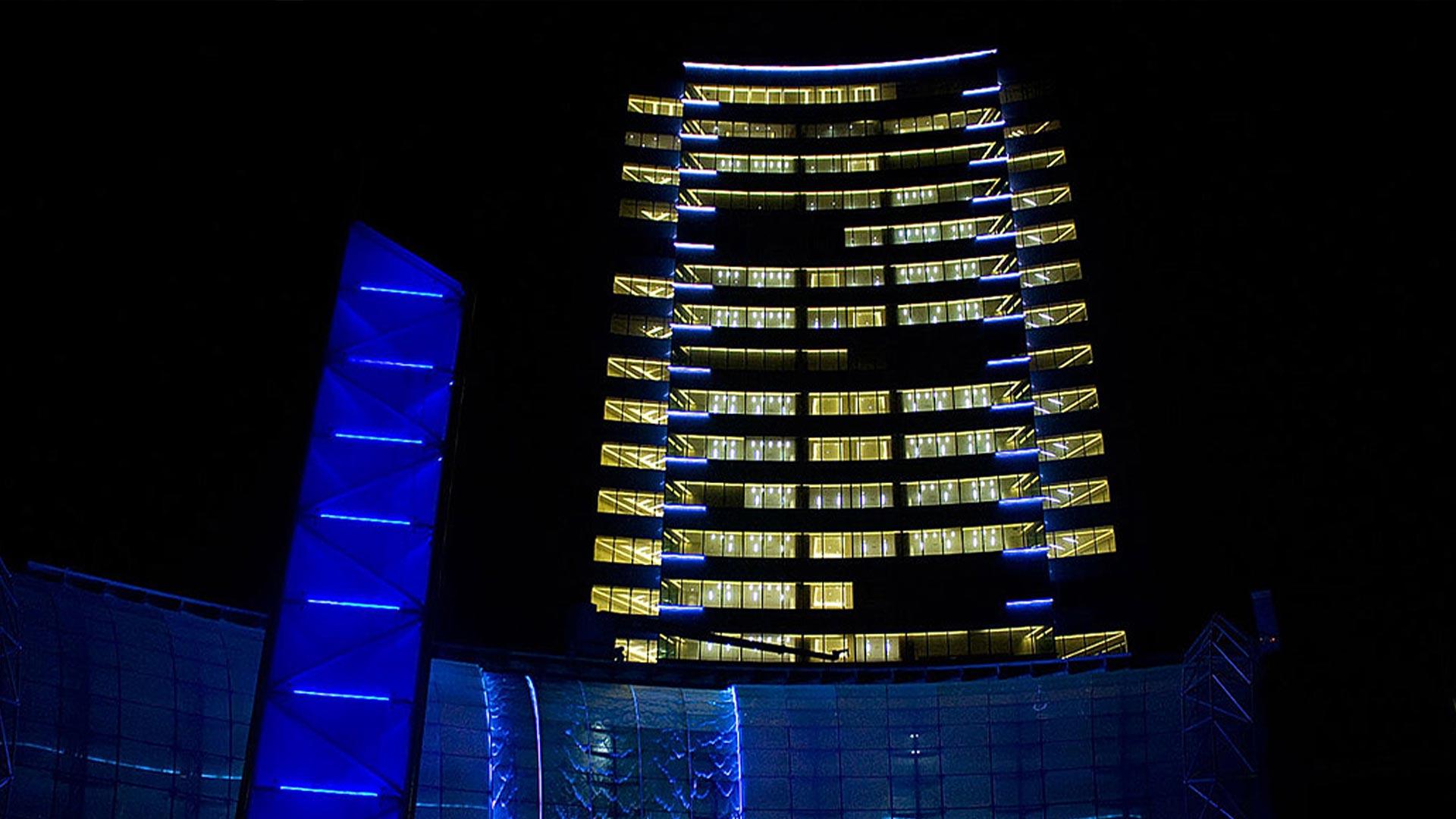 Safat Tower / Waterfal Mall, Kuwait