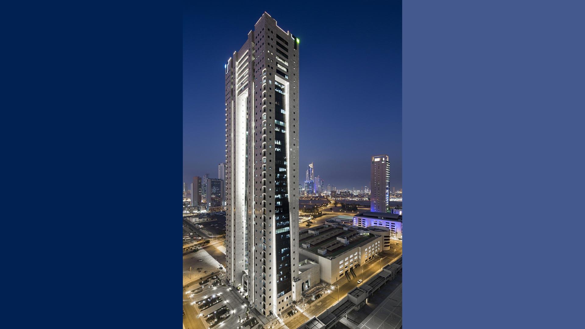 Twin Towers, Kuwait