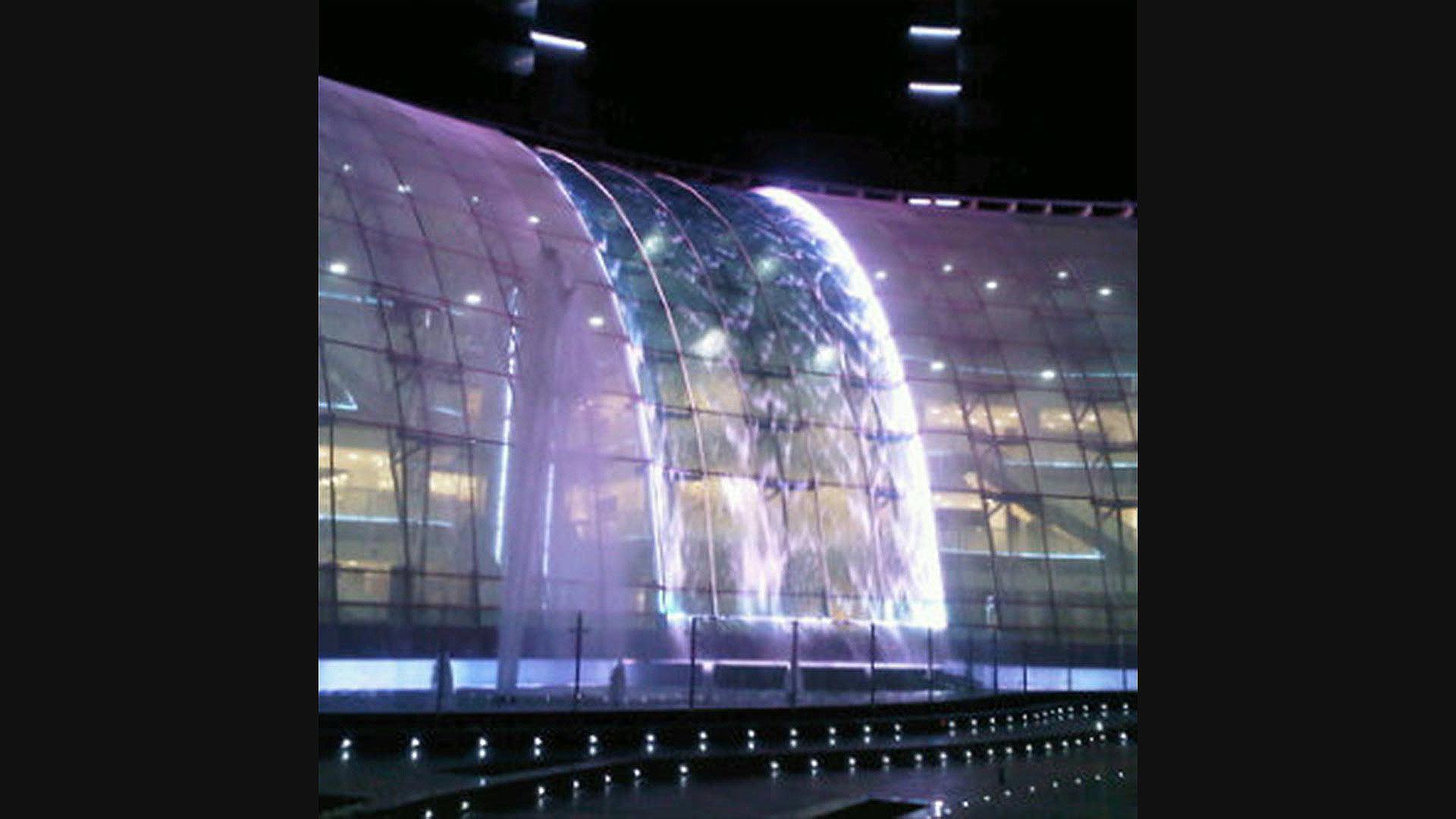 Al Safat Tower / Waterfall Mall