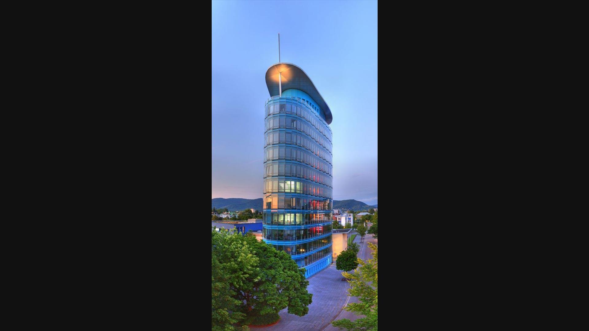 SRH Tower, Heidelberg
